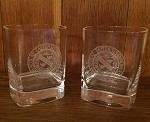 Rocks Glasses-Square/Round  11.5oz